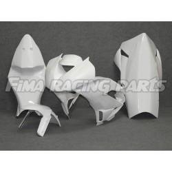 ZX-6R 09-12 Premium GFK racing fairing Kawasaki