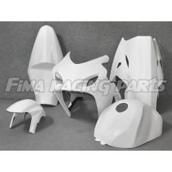 GSX-R 600/750 04-05 Premium GFK painted racing fairing kit Suzuki