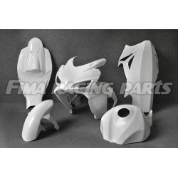 GSX-R 600/750 06-07 Premium GFK racing fairing kit Suzuki