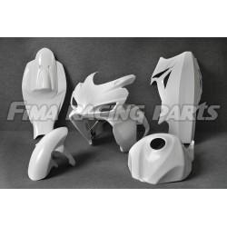 GSX-R 600/750 06-07 Premium GFK racing fairing kit Suzuki