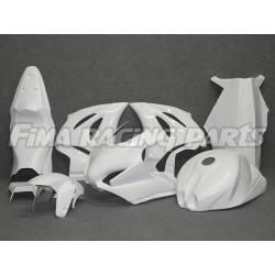 GSX-R 1000 17- Premium GFK painted racing fairing kit Suzuki