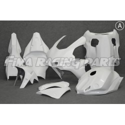 R1 15-16 Premium GFK painted racing fairing Yamaha