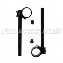 Ø 45 mm Gilles clip-on handlebar Honda black