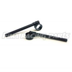 Ø 45 mm Gilles clip-on handlebar Honda black