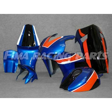 Design 054 Lackierbeispiel Honda