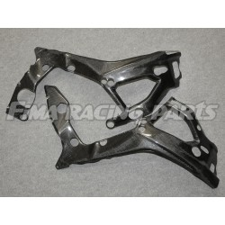S 1000 RR 2015 frame protection Carbon BMW