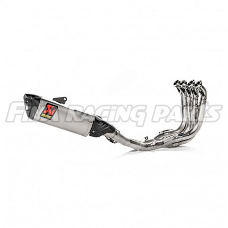 Racing Line (Titanium) Akrapovic exhaust system BMW S 1000 RR 15-