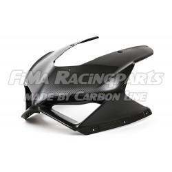 V4 Autoclave Carbon Frontverkleidung für Ducati