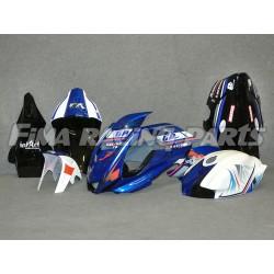 Design 081 Lackierbeispiel für Yamaha
