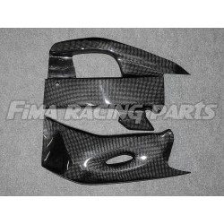 CBR 1000 17 swingarm protection Carbon Honda
