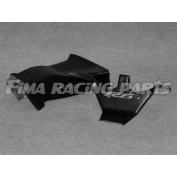 R6 17 air duct with holder GFK Yamaha
