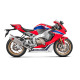 Slip-On Line (Titanium) CBR 1000 RR 14-16 Akrapovic exhaust system Honda