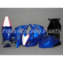Design 074 Lackierbeispiel für Suzuki