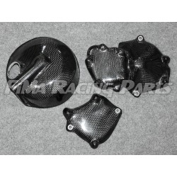 Carbon-Motorschutz komplett ZX10 R 04-05