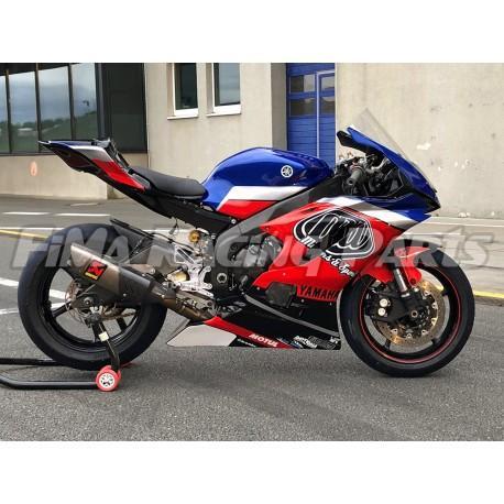 Design 090 Lackierbeispiel Yamaha