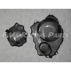 CBR 1000 RR 06-07 Motorschutz komplett Carbon Honda
