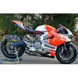 Kundenbilder von Design 008 neonrot für Ducati