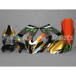 Design 060 Lackierbeispiel Kawasaki