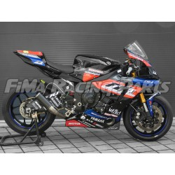 Design 087 Lackierbeispiel Yamaha