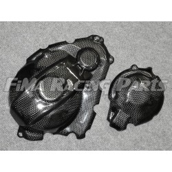 GSX-R 1000 09-15 engine protection complete Carbon Suzuki