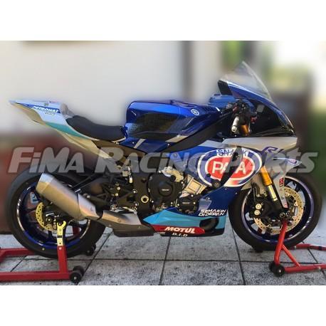 Design 085 Lackierbeispiel Yamaha