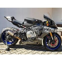 R1 15-18 Premium Plus Carbon Rennverkleidung montiert für Yamaha