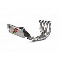 Racing Line (Titanium) YZF R1 15-17 Akrapovic exhaust system Yamaha