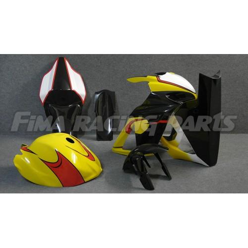 Design 003 Lackierbeispiel Suzuki
