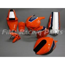 Design 058 Lackierbeispiel Honda
