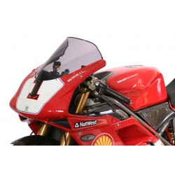 748 / 916 / 998 MRA Racing Verkleidungsscheibe Ducati