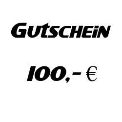 Gutschein 100,- €