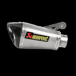 Slip-On Line (Titanium) Akrapovic Auspuffanlage BMW S 1000 RR 09-14