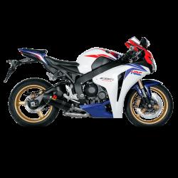 Slip-On Line (Carbon) CBR 1000 RR 08-13 Akrapovic Auspuffanlage Honda