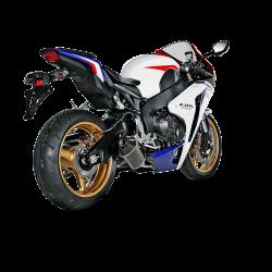 Racing Line (Carbon) CBR 1000 RR 12-16 Akrapovic Auspuffanlage Honda