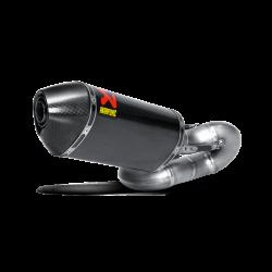 Slip-On Line (Carbon) CBR 1000 RR 14-16 Akrapovic Auspuffanlage Honda