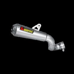 Slip-On Line (Titanium) CBR 1000 RR 14-16 Akrapovic Auspuffanlage Honda