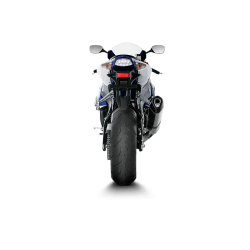 Slip-On Line (Carbon) GSX-R 1000 07-08 Akrapovic Auspuffanlage Suzuki