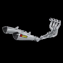 Evolution Line (Titanium) GSX-R 1000 09-11 Akrapovic Auspuffanlage Suzuki
