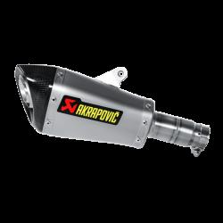 Slip-On Line (Titanium) YZF R6 10-16 Akrapovic Auspuffanlage Yamaha