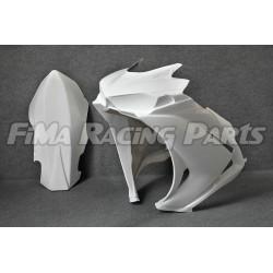 Rennverkleidung GFK Yamaha YZF 300 R3