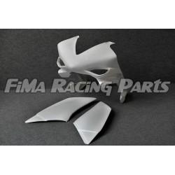 Rennverkleidung GFK Yamaha YZF 1000 R1 / 07-08