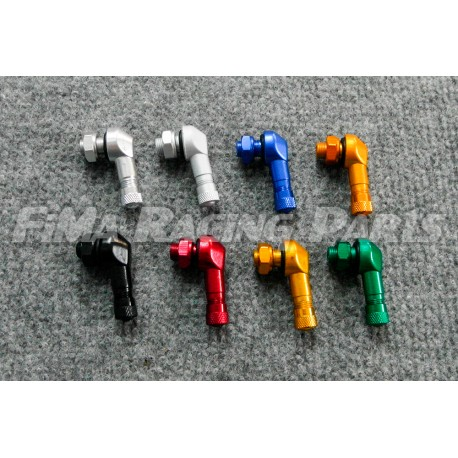 Winkelventil 8,3 mm Alu JMP versch. Farben