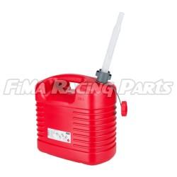 Benzinkanister 20 Liter mit flexiblem Auslauf