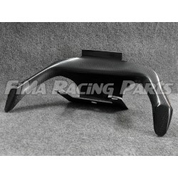 CBR 600 07-11 Verkleidungshalter Carbon Honda