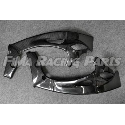 R1 09-14 Rahmenschoner Carbon Yamaha