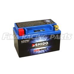 LT12A-BS / YT12A-BS Shido Batterie 12V 9,5AH