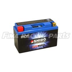 LT7B-BS / YT7B-BS Shido Batterie 12V 6,5AH