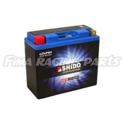 LTX12-BS / YTX12-BS Shido Batterie 12V 10AH