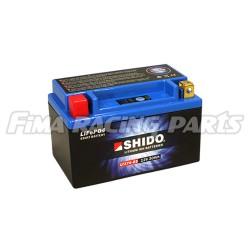 LTX7A-BS / YTX7A-BS Shido Batterie 12V 3AH