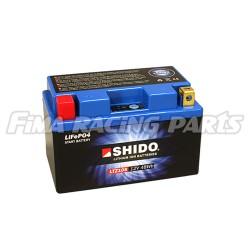 LTZ10S / YTZ10S, 12V/8,6AH Shido Batterie 12V 8AH